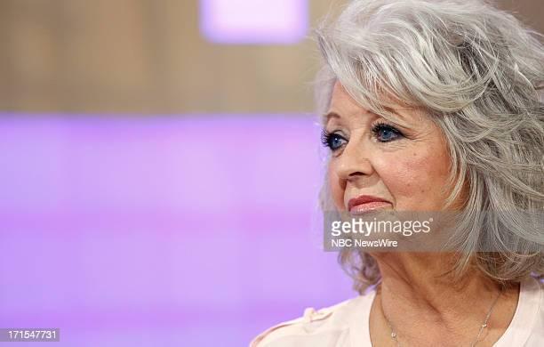 "Paula Deen appears on NBC News' ""Today"" show --"