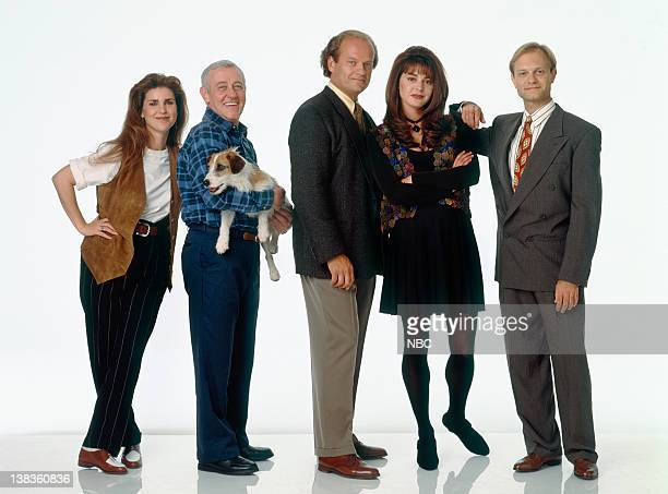Peri Gilpin as Roz Doyle John Mahoney as Martin Crane Moose as Eddie Kelsey Grammer as Dr Frasier Crane Jane Leeves as Daphne Moon David Hyde Pierce...