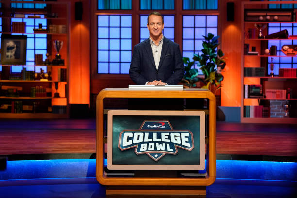 "NY: NBC's ""Capital One College Bowl"" - 2021"
