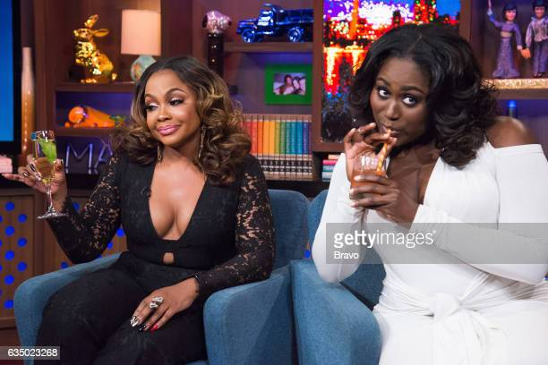 Phaedra Parks and Danielle Brooks