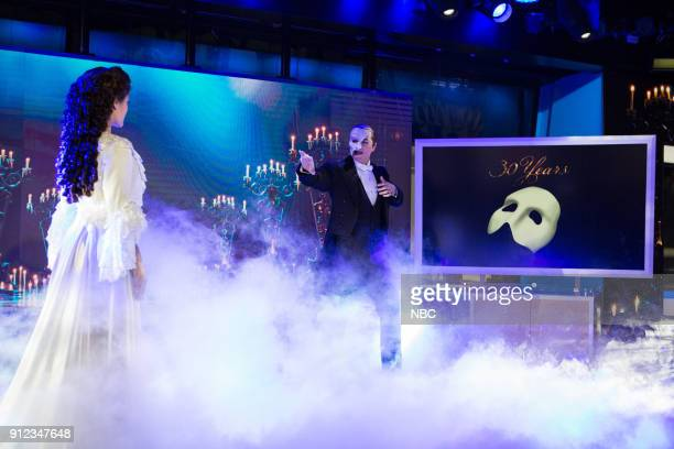 Phantom of the Opera on Friday Jan 26 2018