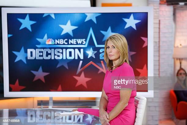 Political commentator Nicole Wallace