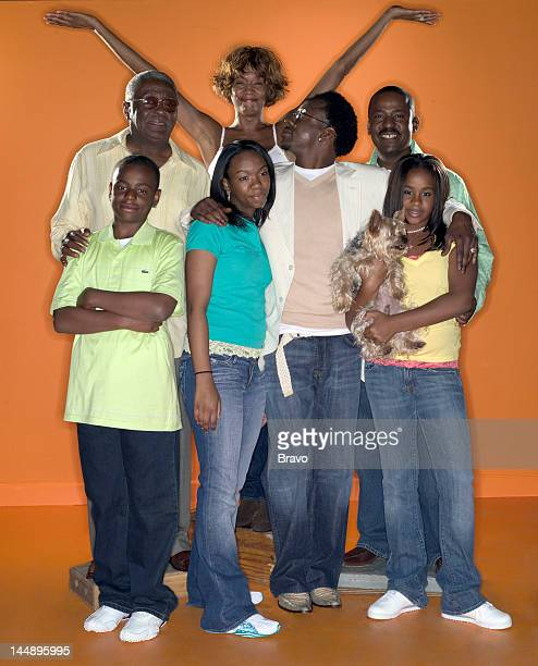 Pops Brown Whitney Houston Tommy Brown Bobby Brown Jr La'princia Brown Bobby Brown Bobbi Kristina Brown