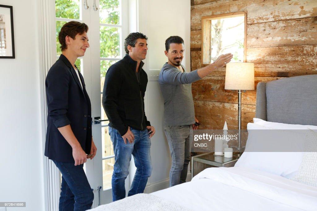 Preston Tedesco, David Carimi, Sidney Torres --