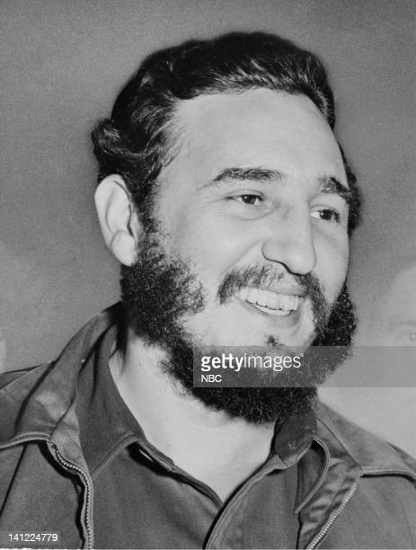 Prime Minister of Cuba Fidel Castro in 1960 Photo by NBCU Photo Bank