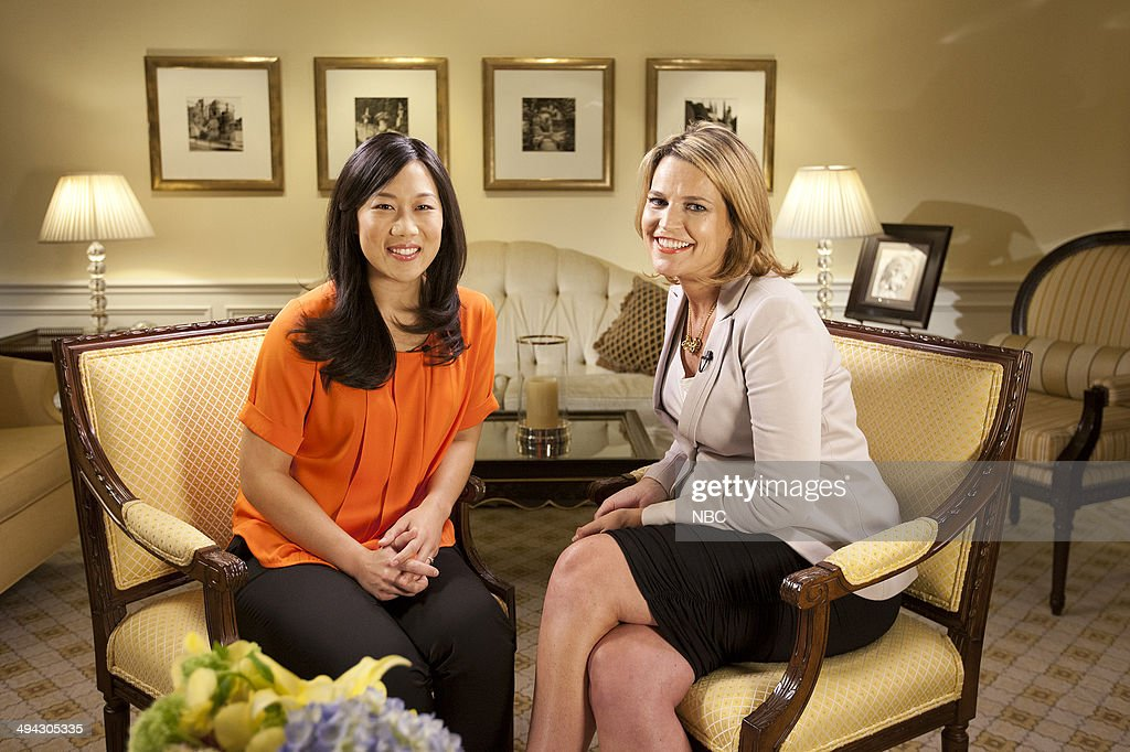 """NBC's """"Today"""" With Guest Priscilla Chan"""