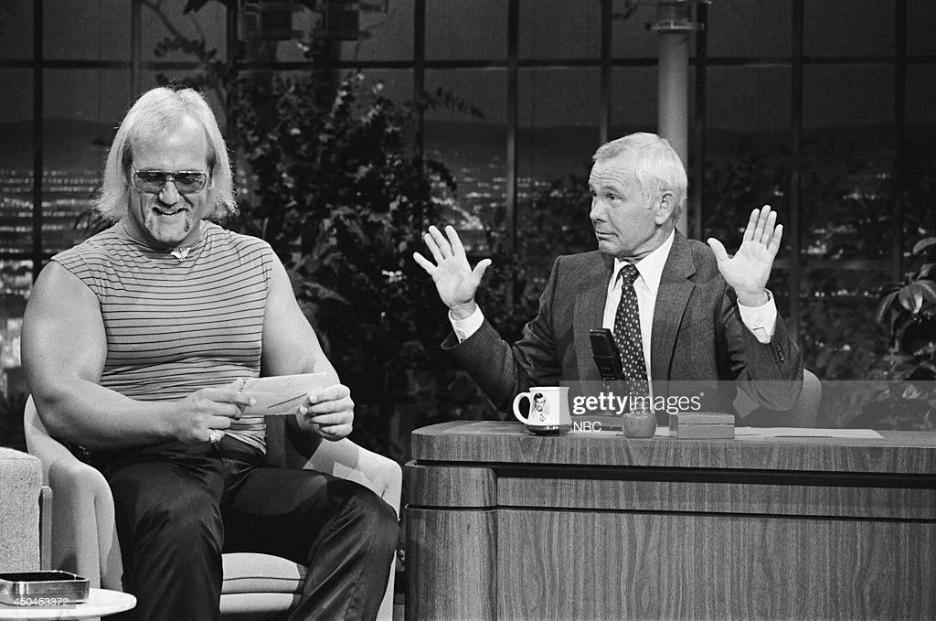 The Tonight Show Starring Johnny Carson - Season 20 : News Photo