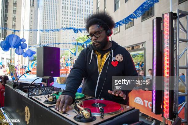 Questlove on Monday May 21 2018