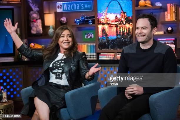 Rachael Ray and Bill Hader