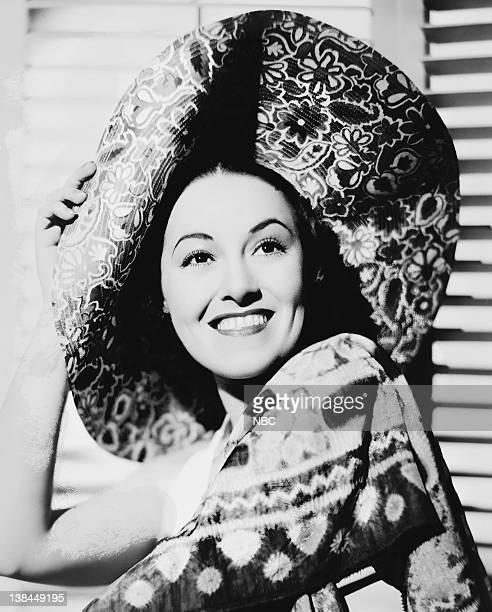 Radio actress Betty Winkler in 1939