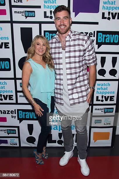 Ramona Singer and Travis Kelce