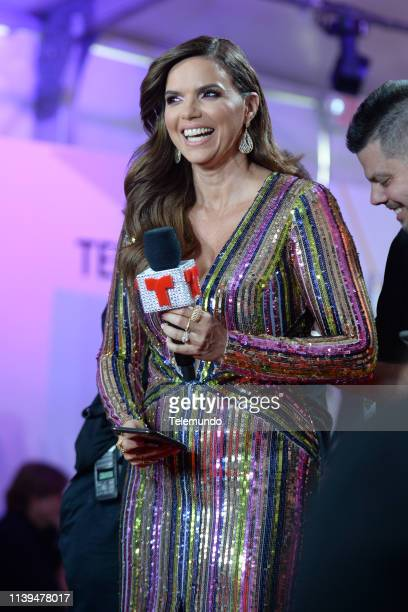 Pictured: Rashel Diaz on the red carpet at the Mandalay Bay Resort and Casino in Las Vegas, NV on April 25, 2019 --