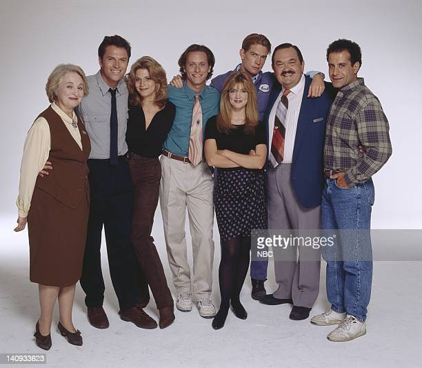 Rebecca Schull as Fay Evelyn Schlob Dumbly DeVay Cochran Tim Daly as Joe Hackett Unknown Steven Weber as Brian Michael Hackett Crystal Bernard as...