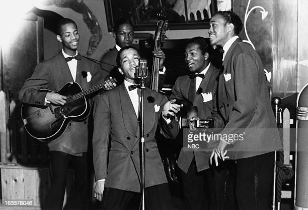 Redd Foxx singing at age 16 c 1938