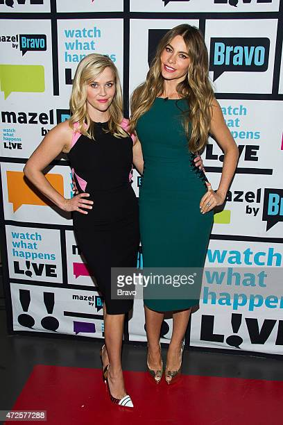 Pictured : Reese Witherspoon and Sofia Vergara --