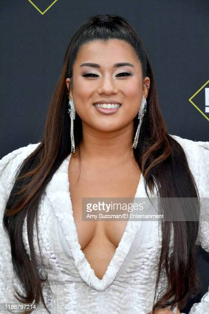 Remi Cruz arrives to the 2019 E People's Choice Awards held at the Barker Hangar on November 10 2019 NUP_188989