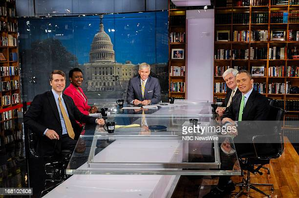 – Rich Lowry Editor National Review JoyAnn Reid MSNBC Contributor moderator David Gregory Newt Gingrich Former Speaker of the House and Fmr Rep...