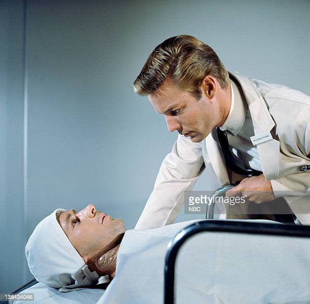 Richard Chamberlain as Dr James Kildare