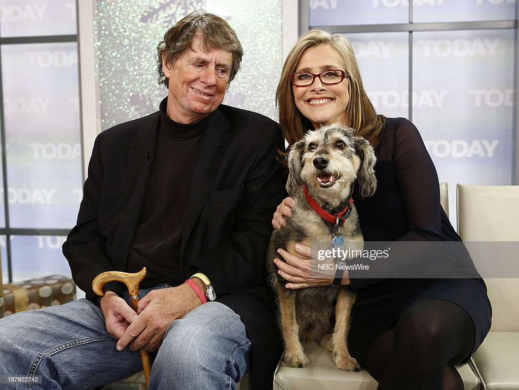Richard Cohen, Jasper and Meredith Vieira appear on NBC News' 'Today' show --