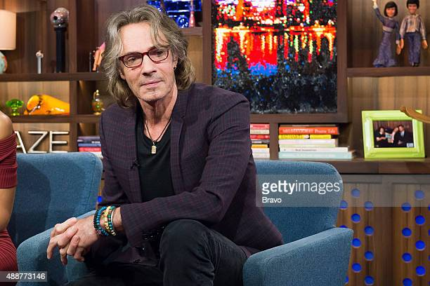 Pictured: Rick Springfield --