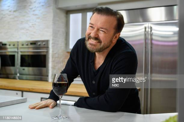 Ricky Gervais on Tuesday March 12 2019