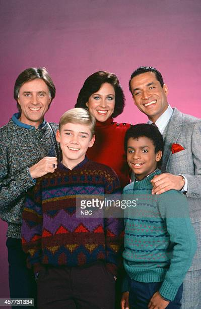 Ricky Shroder as Ricky Stratton Alfonso Ribeiro as Alfonso Spears Joel Higgins as Edward Stratton III Erin Gray as Kate Summers Stratton Franklyn...