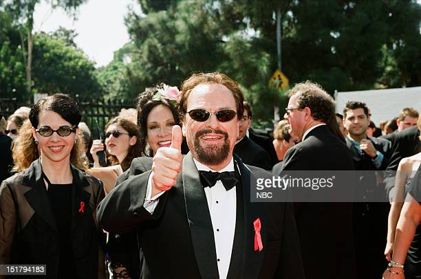 Rip Torn arrives at the 50th Annual Primetime Emmy Awards held at the Shrine Auditorium in Los Angeles CA on September 13 1998