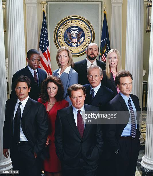 Rob Lowe as Sam Seaborn Stockard Channing as Abbey Bartlet Dule Hill as Charlie Young Allison Janney as Claudia Jean 'CJ' Cregg Richard Schiff as...