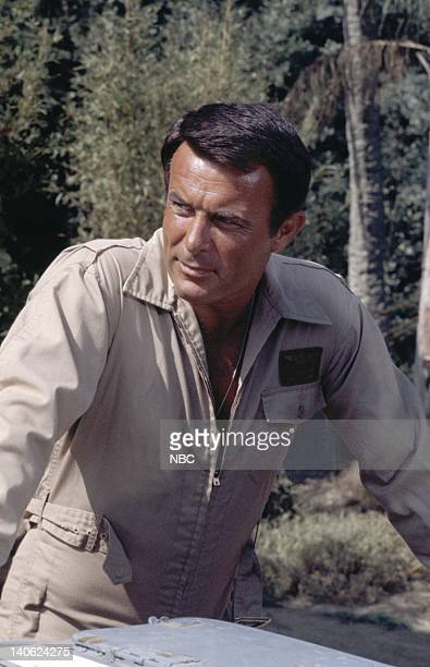 Robert Conrad as Maj Greg 'Pappy' Boyington Photo by NBCU Photo Bank