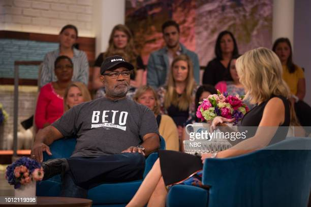 Ron Stallworth and Megyn Kelly on Monday August 6 2018