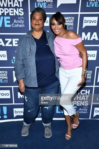 Roxane Gay and Cynthia Bailey