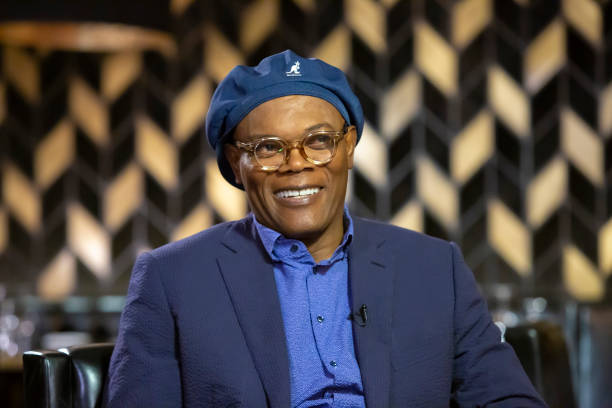 "NY: NBC's ""Sunday TODAY with Willie Geist"" with Samuel L. Jackson"