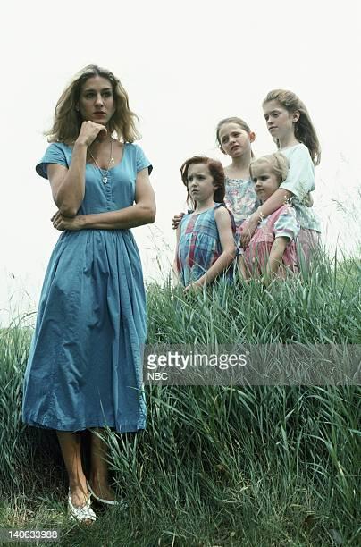 Sarah Jessica Parker as Callie Cain Lacey Guyon as Susan Cain Jessica Campbell as Julie Cain Amanda Laughlin/Molly Laughlin as Cindy Cain Lexi...