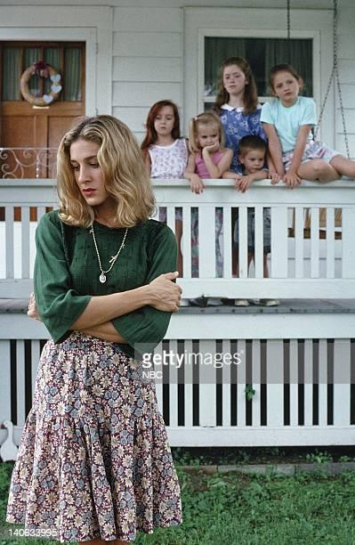 Sarah Jessica Parker as Callie Cain Lacey Guyon as Susan Cain Amanda Laughlin/Molly Laughlin as Cindy Cain Lexi Randall as Jessica Cain Matthew...