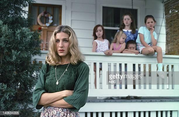 Pictured: Sarah Jessica Parker as Callie Cain, Lacey Guyon as Susan Cain, Amanda Laughlin/Molly Laughlin as Cindy Cain, Lexi Randall as Jessica Cain,...