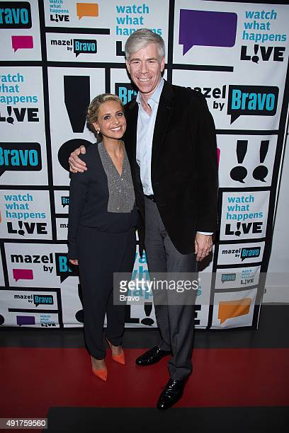 Sarah Michelle Gellar and David Gregory