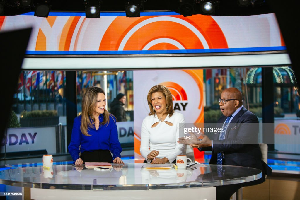 "NBC's ""Today"" with guests J.K. Simmons, Dean Cain, Lou Manfredini"
