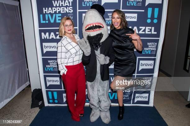 SE Cupp Gay Shark and Kristen Doute