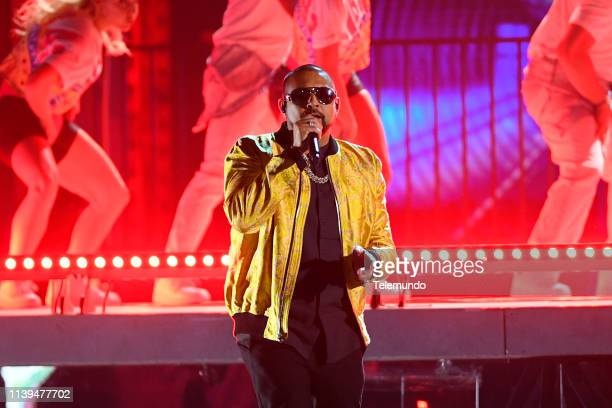 Pictured: Sean Paul performs at the Mandalay Bay Resort and Casino in Las Vegas, NV on April 25, 2019 --