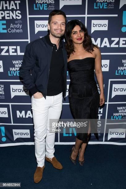Sebastian Stan and Priyanka Chopra