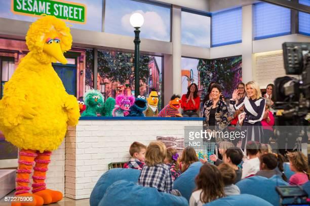 Pictured: Sesame Street on Wednesday, November 8, 2017 --