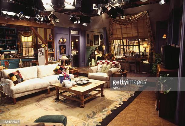 Set of Monica Geller's apartment in 'Friends'