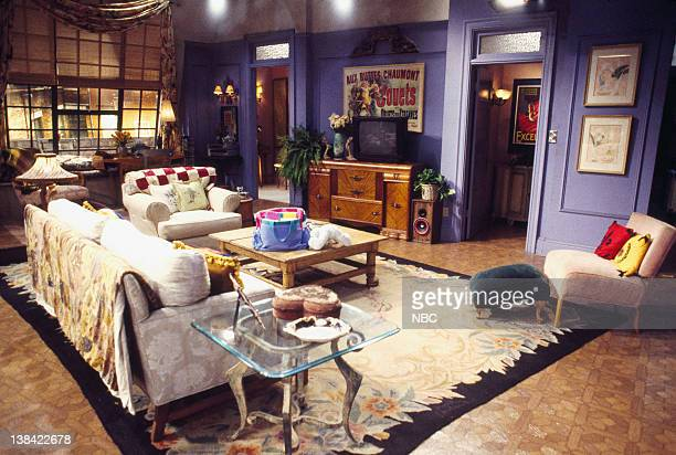 "Set of Monica Geller's apartment in ""Friends"""