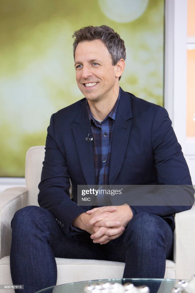 Seth Meyers on Thursday Dec. 14, 2017 --