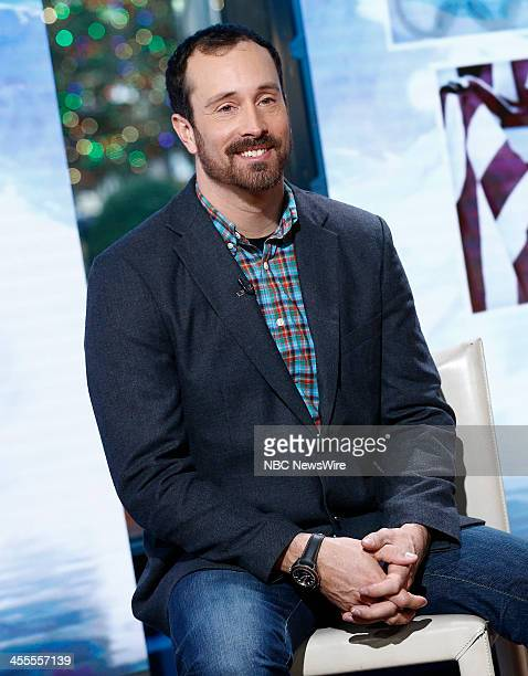 """Seth Wescott appears on NBC News' """"Today"""" show --"""