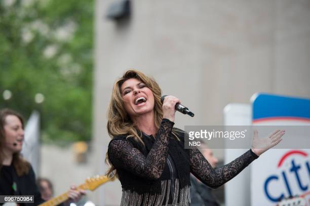 Shania Twain on Friday June 16 2017