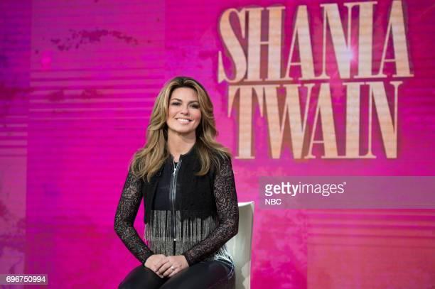 Shania Twain on Friday June 16 2017