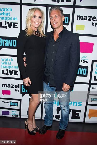 Shannon Beador and David Beador