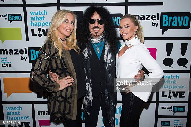 Shannon Beador Frankie Banali and Tamra Judge