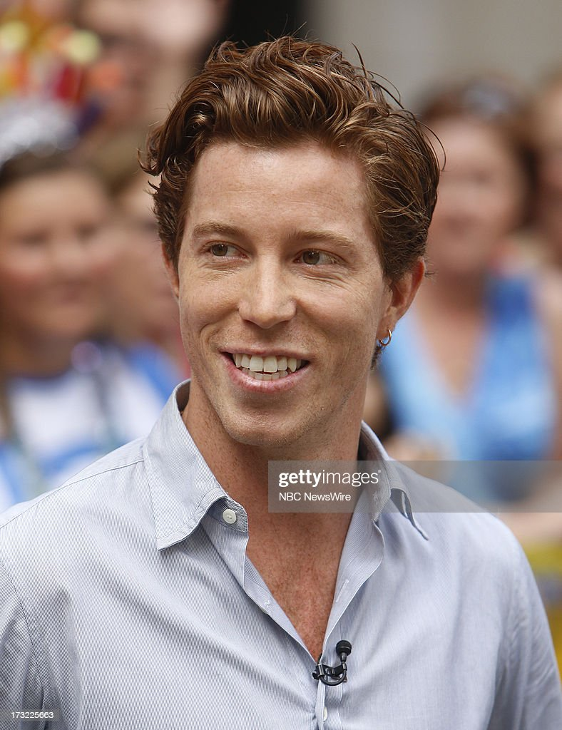 "NBC's ""Today"" With Guests Daisy Fuentes, Shaun White, Ken Jeong"